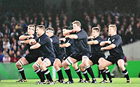 New Zealand rugby games